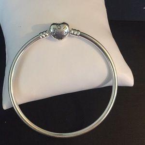 Pandora charm bangle bracelet
